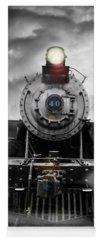 Steam Locomotive Yoga Mats
