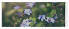 Botanical Garden Photographs Yoga Mats