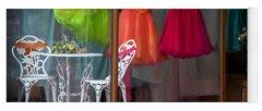 Window Shopping Photographs Yoga Mats