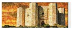 Castel Del Monte Yoga Mats