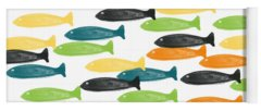 Fish Pond Yoga Mats