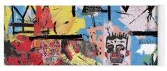 Basquiat Yoga Mats