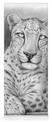 Arabian Leopard Yoga Mats