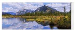 Banff Photographs Yoga Mats
