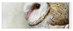 Barn Owl Yoga Mats