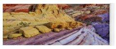 Desert Photographs Yoga Mats
