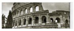 Ancient Rome Yoga Mats