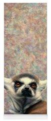 Ring-tailed Lemur Paintings Yoga Mats