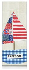 Democrat Mixed Media Yoga Mats