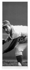 Baseball Yoga Mats