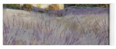 Country House Paintings Yoga Mats