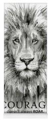 Lion Art Yoga Mats