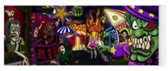 Carnival Games Mixed Media Yoga Mats