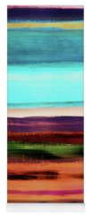 Vivid Mixed Media Yoga Mats