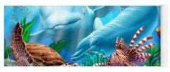 Ocean Life Yoga Mats