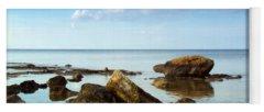 Calm Sea Photographs Yoga Mats