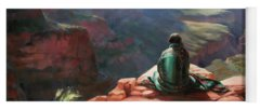 Grand Canyon National Park Yoga Mats