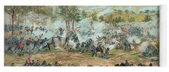Army Of The Potomac Yoga Mats