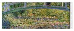 Monet Water Lilies Yoga Mats
