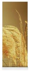 Dry Grass Yoga Mats