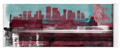 Designs Similar to New Orleans Abstract Skyline I