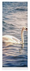 Swan Photographs Yoga Mats