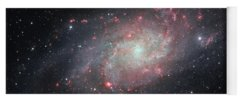 Triangulum Galaxy Yoga Mats