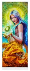 Cryptocurrency Yoga Mats