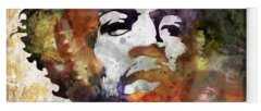 Rock And Roll Jimi Hendrix Music Yoga Mats