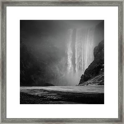 * * * Framed Print