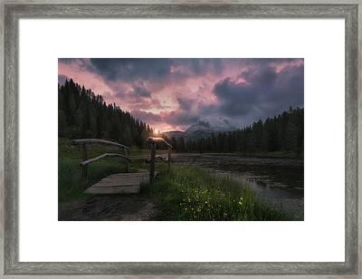 [ ] Framed Print