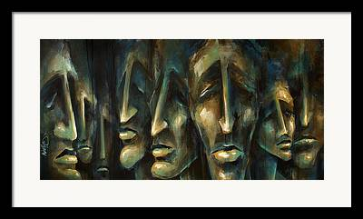 Expressionist Framed Prints