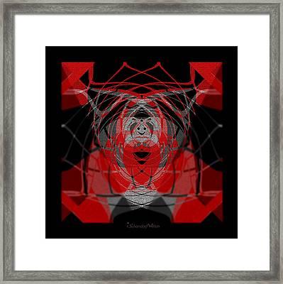 374  Light Optimisme .... Framed Print