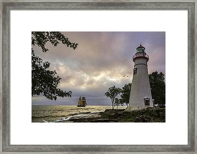 A Place To Dream Framed Print by Dale Kincaid
