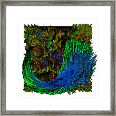 Abstract 222 Framed Print