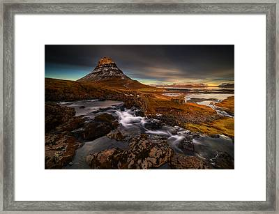 ... Beautiful Day Framed Print