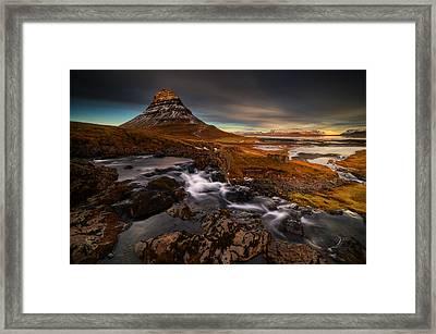 ... Beautiful Day Framed Print