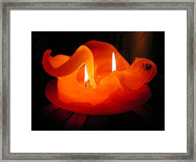 Framed Print featuring the photograph  Beyond Life Light Zen Meditation by Colette V Hera  Guggenheim