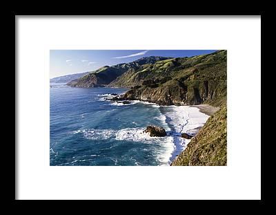 Shoreline Framed Prints