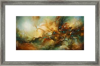 ' Breach ' Framed Print by Michael Lang