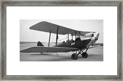 Caproni Framed Print by Hank Clark