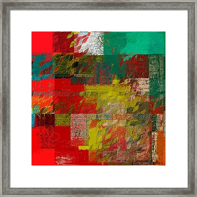Celebrations - 100100152-25xm Framed Print by Variance Collections