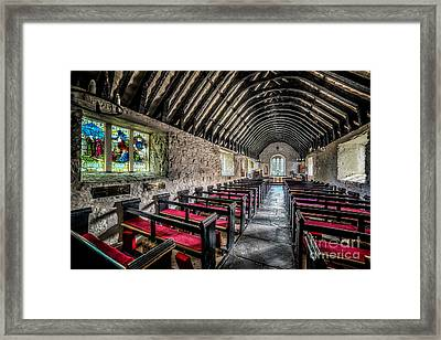 Church Of St Mary Framed Print