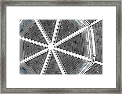 Different Point Of View Framed Print
