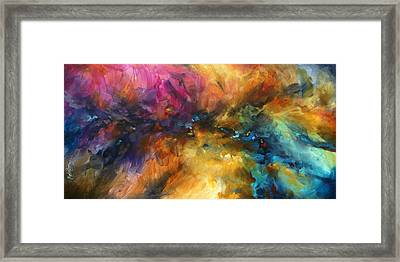 ' Dreamscape' Framed Print by Michael Lang