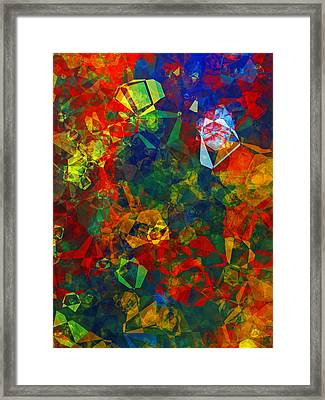 Electronics Framed Print by Patricia Motley