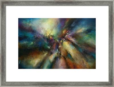 ' Endless Journey ' Framed Print by Michael Lang