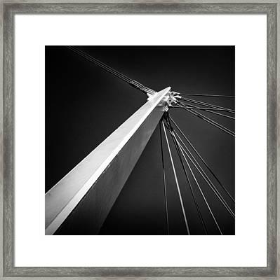 Eureka Skyway - Ashford Framed Print by Ian Hufton