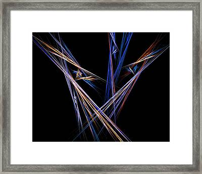 Framed Print featuring the digital art  Harvest by R Thomas Brass