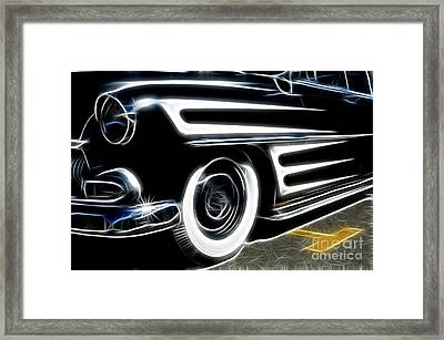 Hot Rod Ready To Rumble Framed Print